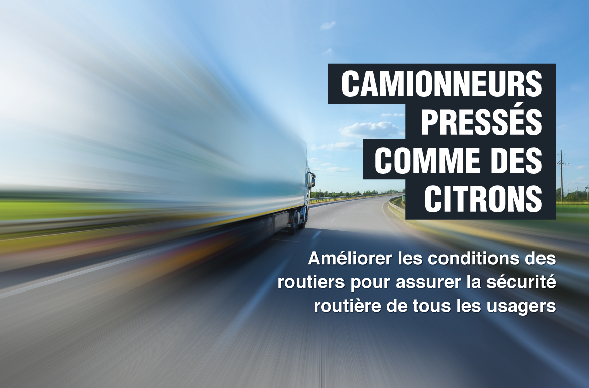Condition Routiere Quebec >> Teamsters Local 106